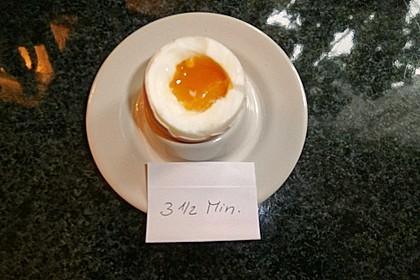Weich gekochtes Ei - Spezialrezept 12
