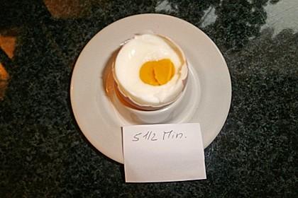 Weich gekochtes Ei - Spezialrezept 16