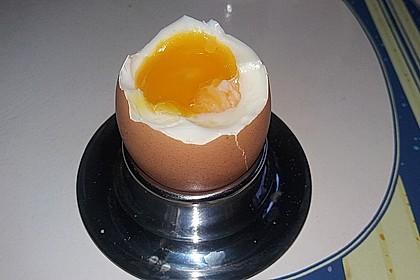 Weich gekochtes Ei - Spezialrezept 10
