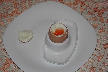 Weich gekochtes Ei - Spezialrezept 13