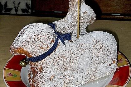 Süßes Osterlamm 6