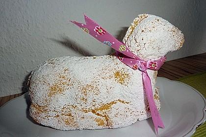 Süßes Osterlamm 17