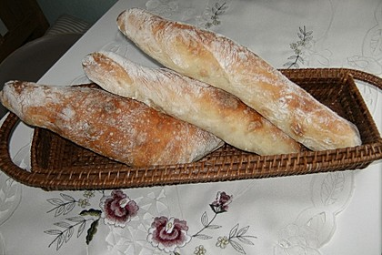 Baguette Parisienne 32