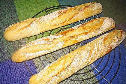 Baguette Parisienne 15