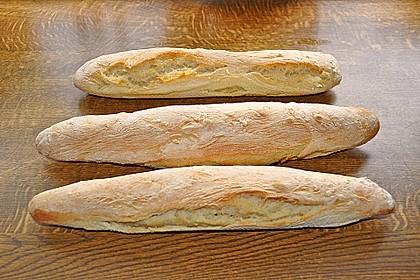 Baguette Parisienne 121