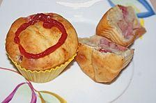 Erdbeer - Quark - Muffins