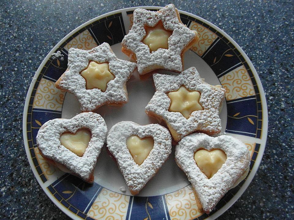 Rezept fur eierlikor kekse