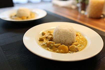 Cape Town - Chicken Curry 8