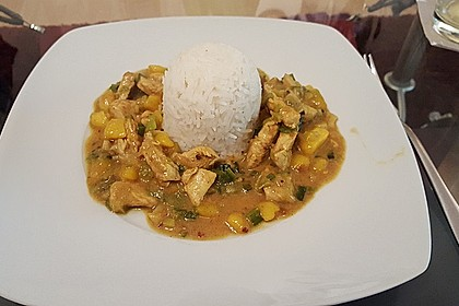 Cape Town - Chicken Curry 10