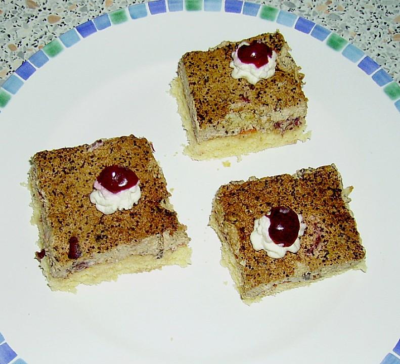 torte rezepte mit sauerkirsch schoko marmelade. Black Bedroom Furniture Sets. Home Design Ideas