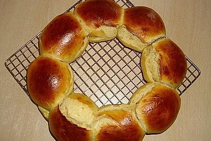Buttermilch - Hefebrötchen 19