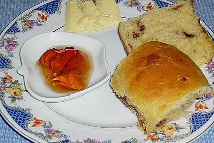 Buttermilch - Hefebrötchen 22