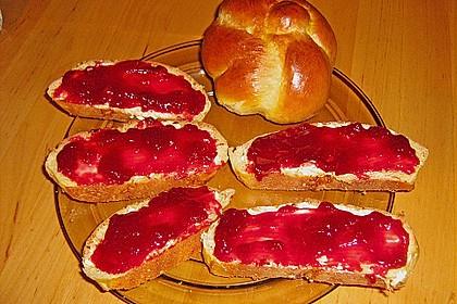 Buttermilch - Hefebrötchen 16