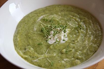 Töginger Brokkoli - Cremesuppe 1