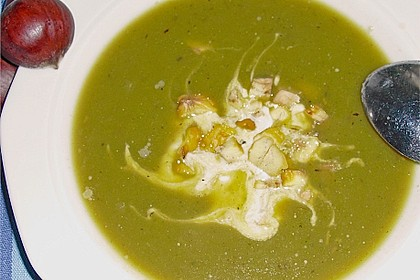 Töginger Brokkoli - Cremesuppe 2