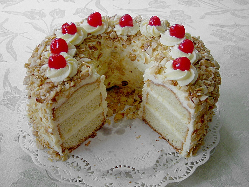 German Multi Layer Cake