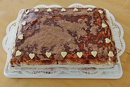 Tiramisu - Torte 13