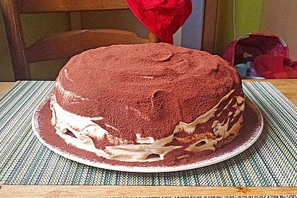 Tiramisu - Torte 14