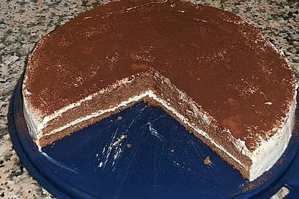 Tiramisu - Torte 16