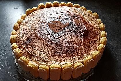 Tiramisu - Torte 1