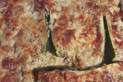 Gefüllte Zucchini 34