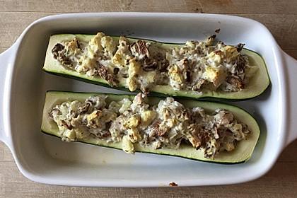 Gefüllte Zucchini 53