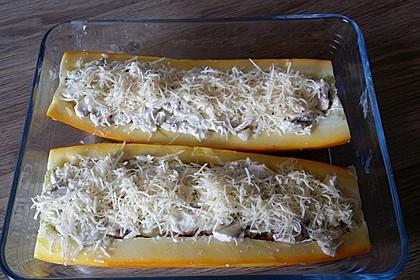 Gefüllte Zucchini 32