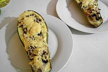Gefüllte Zucchini 39