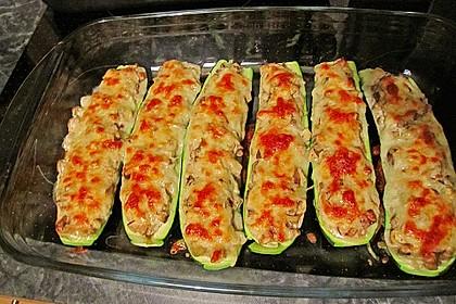 Gefüllte Zucchini 20