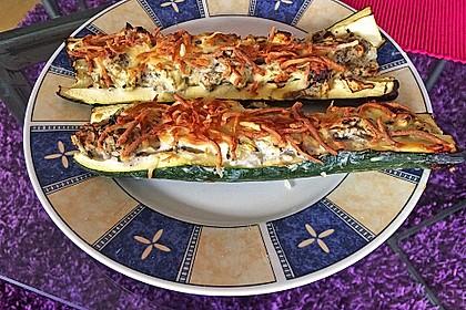 Gefüllte Zucchini 42