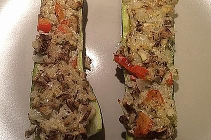 Gefüllte Zucchini 49