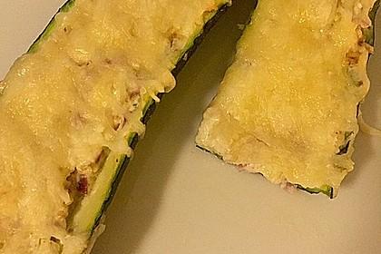 Gefüllte Zucchini 48