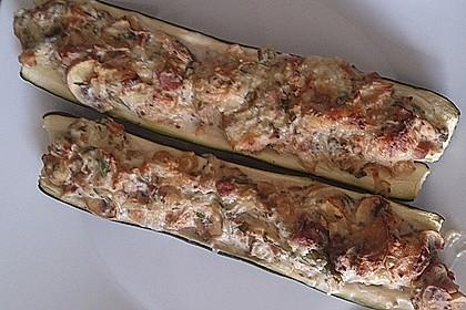 Gefüllte Zucchini 59