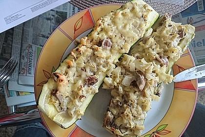 Gefüllte Zucchini 56