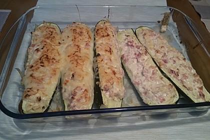 Gefüllte Zucchini 62