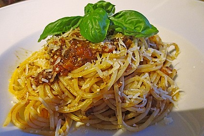 Spaghetti Bolognese 4