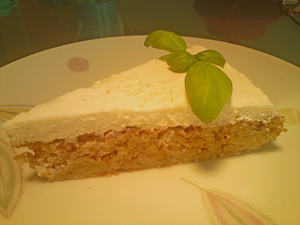 Sommerkuchen Rezepte : Fitness apfel nuss kuchen mit quarkhaube von isi1985 chefkoch.de