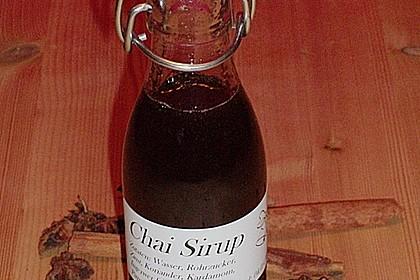 Chai - Sirup 6