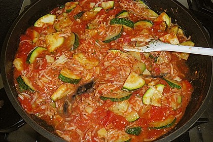 1a Lachs mit Zucchini und Tomaten 8
