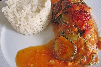 1a Lachs mit Zucchini und Tomaten 3