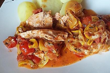 1a Lachs mit Zucchini und Tomaten 4
