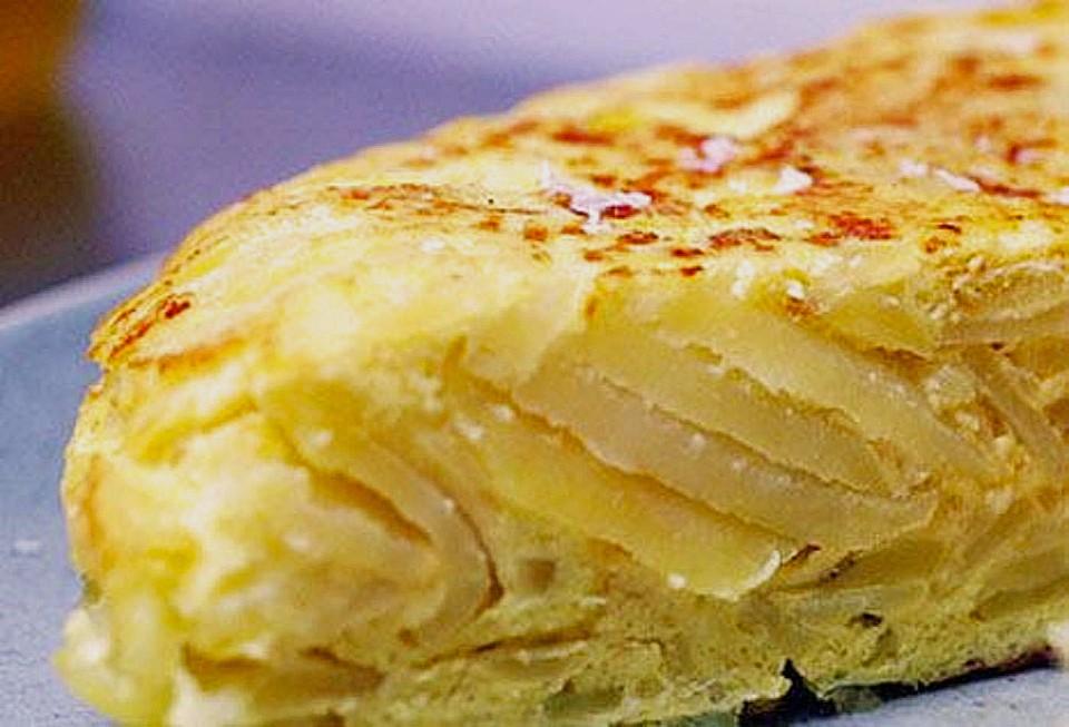 tortilla im backofen