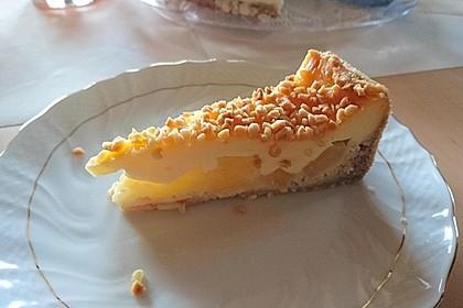 Apfel - Pudding - Torte