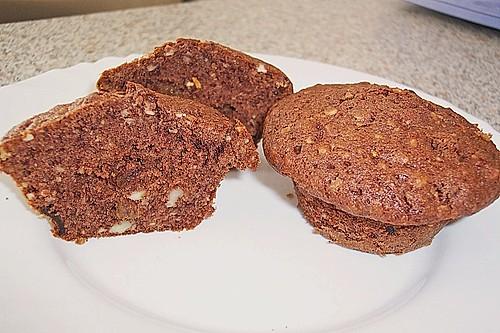 hardys fast muffins rezept mit bild von kruha. Black Bedroom Furniture Sets. Home Design Ideas