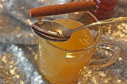 Honigpunsch ohne Alkohol