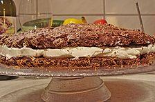 Himbeer - Schokoladenkuchen