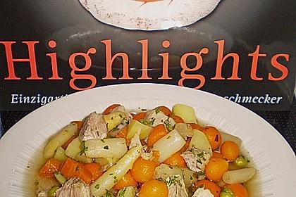 Bunte Gemüsesuppe nach Bärbel 2