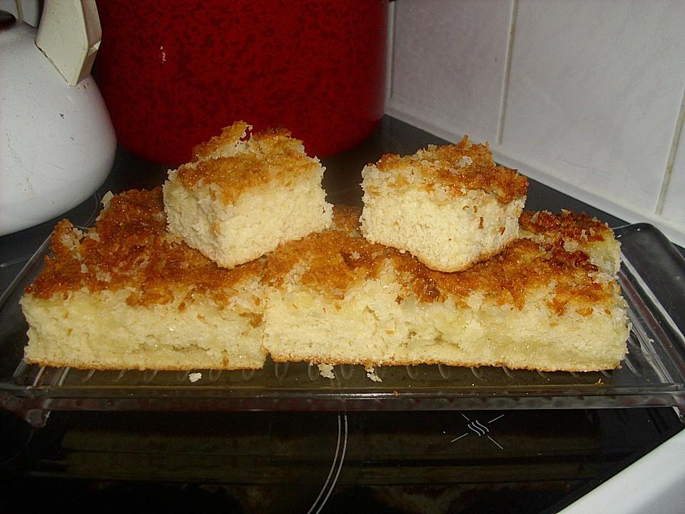 buttermilchkuchen vom blech rezept mit bild von flocke34. Black Bedroom Furniture Sets. Home Design Ideas
