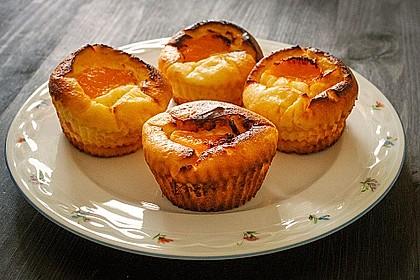 Käsekuchenmuffins 1