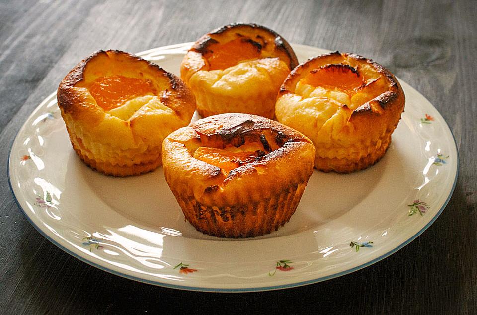 Käsekuchenmuffins (Rezept Mit Bild) Von Sandy2509 | Chefkoch.De